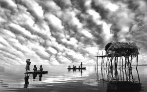 PhotoVivo Honor Mention - Ng Lai Huat (Singapore)Boating