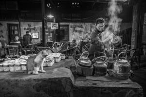 KBIPA Merit Award - Mei Guo (China)Old Teahouse