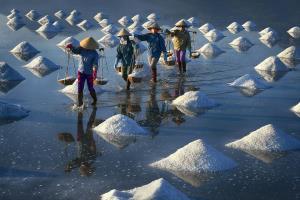 PSA HM Ribbons - Sian Kooi Kua (Malaysia)Salt Field