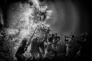 RPS Gold Medal - Kwok Yuk Chiu Stanley (Hong Kong)The Fireworks Dragon