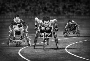 PhotoVivo Honor Mention - Tsun Ip Patrick Chow (Hong Kong)Strive To Win