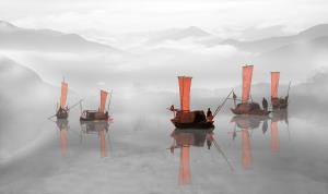 PhotoVivo Honor Mention - Yongxiong Ling (Australia)Sails 2