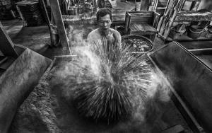 KBIPA Merit Award - Lin Kuw Ming (Malaysia)Joss Stick Maker