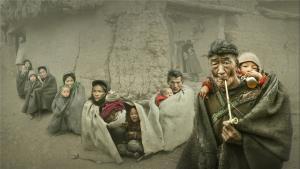 PSA Gold Medal - Ruiyuan Chen (China)Yi Nationality People1
