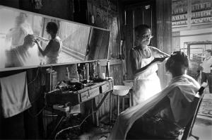 PhotoVivo Honor Mention - Liangjin Liu (China)Rustic Barber