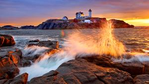 KBIPA Merit Award - Ken Lee (USA)Nubble Lighthouse