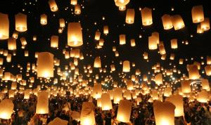 IUP Honor Mention - Shiu Gun Wong (Hong Kong)  Sky Lanterns 2