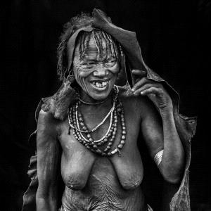 KBIPC Merit Award - Yana Hu (China)  Primitive Tribal People Of Ese 2