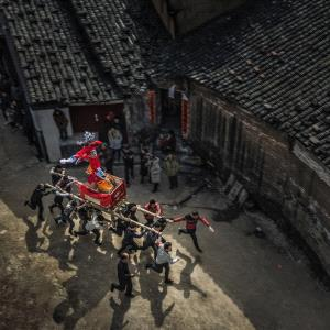 KBIPC Merit Award - Yi Huang (China)  Minxi Custom1