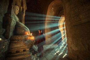 PSA HM Ribbons - Yiliang Yang (China)  Buddhism5