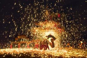KBIPC Merit Award - Cheng Shi (China)  Dancing Dragon