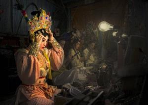 PSA HM Ribbons - Tan Tong Toon (Malaysia)  Chinese Opera
