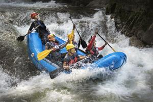PhotoVivo Honor Mention - Tan Tong Toon (Malaysia)  White Water Rafting 002