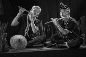 KBIPC Merit Award - Tan Tong Toon (Malaysia)  Bidayuh Flute Partners