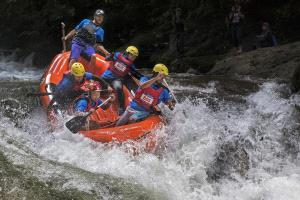 PhotoVivo Honor Mention - Tan Tong Toon (Malaysia)  White Water Rafting 001