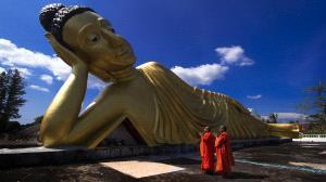 PSA HM Ribbons - Tat Seng Ong (Malaysia)  Praying Buddha 6J4a7144