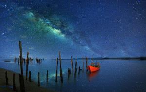 KBIPC Merit Award - Liew Ted Ghee (Malaysia)  Milky Way