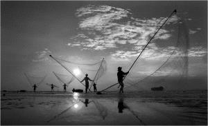 KBIPC Merit Award - Duc Toai Le (Vietnam)  Fisherman Dancing