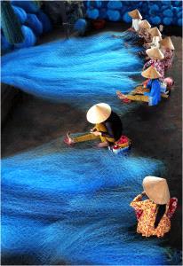 PSA HM Ribbons - Duc Toai Le (Vietnam)  Coastal Women
