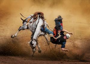 IUP Bronze Medal - Hung Kam Yuen (Australia)  Fall Off