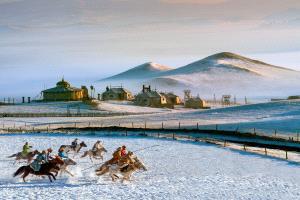 KBIPC Gold Medal - Zhong Chen (China)  Winter Nadam Fair