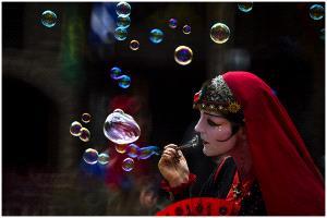 IUP Gold Medal - Thomas Lang (USA)  Bubble Dream Girl