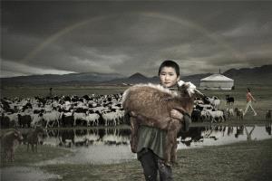 KBIPC Merit Award - Yan Yang (China)  The Shepherd Boy