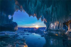 KBIPC Merit Award - Xiequn Li (China)  Lake Baikal
