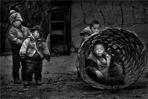 PhotoVivo Honor Mention - Xiequn Li (China)  The Courtyard In Yi Family2