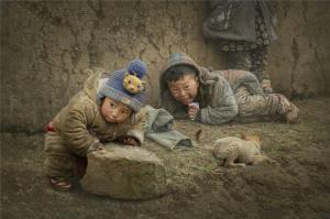 PhotoVivo Honor Mention - Yongming Liu (China)  The Joys Of Childhood