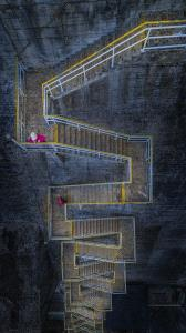 KBIPC Gold Medal - Chaoyang Cai (China)  Ladder On High Buildings
