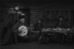 KBIPC Merit Award - Li Sun (China)  Street Performers