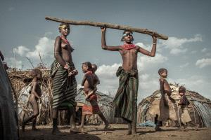 PhotoVivo Honor Mention e-certificate - Beimeng Liu (China)  Tribe Homeland 4