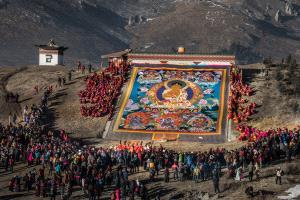 ICPE Gold Medal - Liansan Yu (China)  Pray The Buddha 1