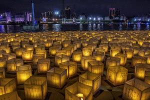 KBIPC Merit Award e-certificate - Hsiuling Chiu (Taiwan)  Lantern Floating Festival