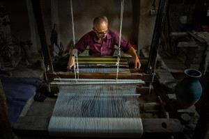 PhotoVivo Honor Mention e-certificate - Xiaoqing Zhang (China)  Weaving Art