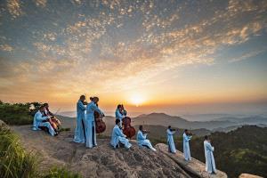 PhotoVivo Gold Medal - Chunxin Bu (China)  Holy Music