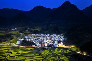KBIPC Merit Award e-certificate - Chen Ni (China)  Village Night