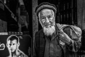 ICPE Gold Medal - Guoyun Zhang (China)  Old Man