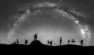 KBIPC Merit Award e-certificate - Junlin Tang (China)  Dance Under The Galaxy