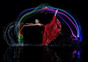 KBIPC Merit Award e-certificate - Woodpecker Huang (Taiwan)  Rainbow Dancea