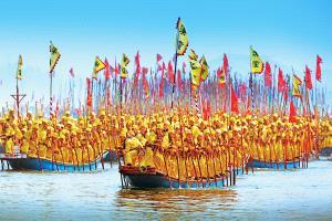 KBIPC Merit Award e-certificate - Ping Lu (China)  Qintong Ship Festival