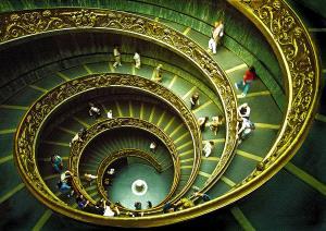 KBIPC Merit Award e-certificate - Sami Ur Rahman (United Kingdom)  Vatican Staircase