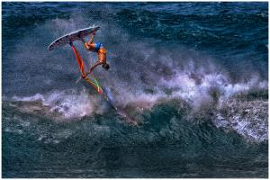 KBIPC Merit Award e-certificate - Thomas Lang (USA)  Fall In The Wave